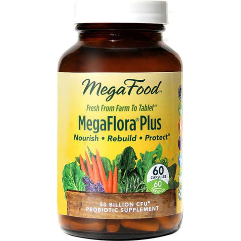 Mega Food Megaflora Plus 60T