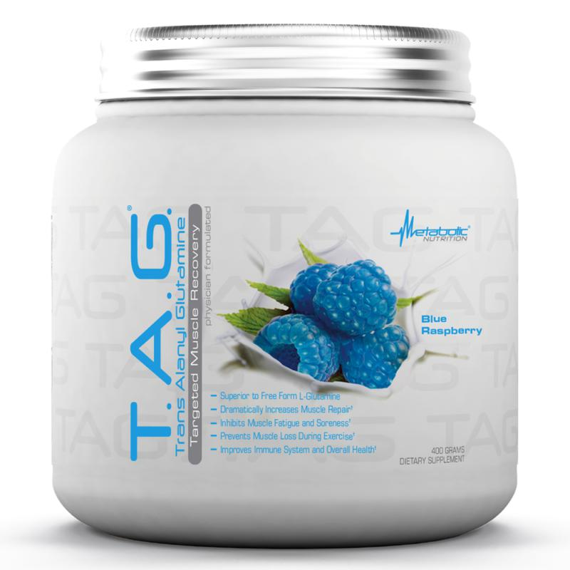 Metabolic Nutrition TAG Blue Raspberry