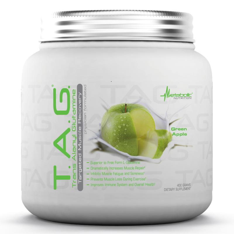 Metabolic Nutrition TAG Green Apple
