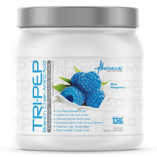 Metabolic Nutrition Tri Pep Blue Raspberry