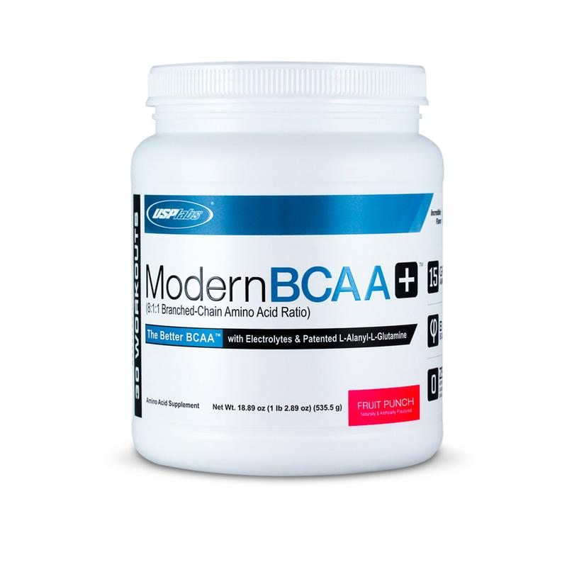 USP Labs Modern BCAA Fruit Punch
