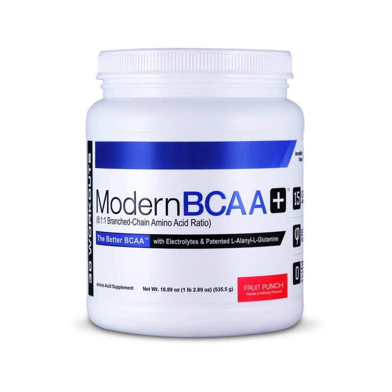 Modern Sports Nutrition Modern BCAA 30 Servings Fruit Punch