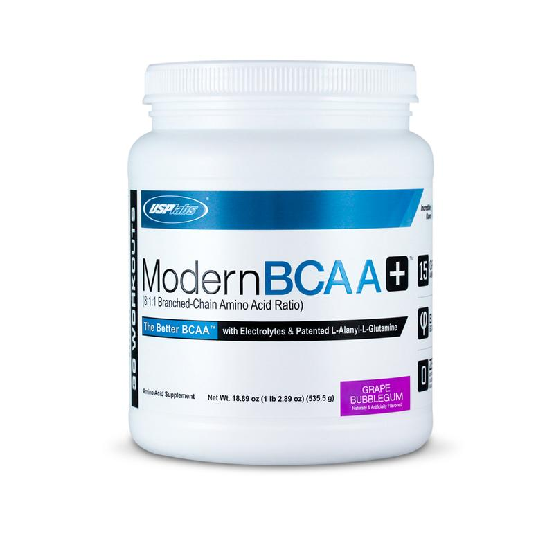 USP Labs Modern BCAA Grape Bubblegum