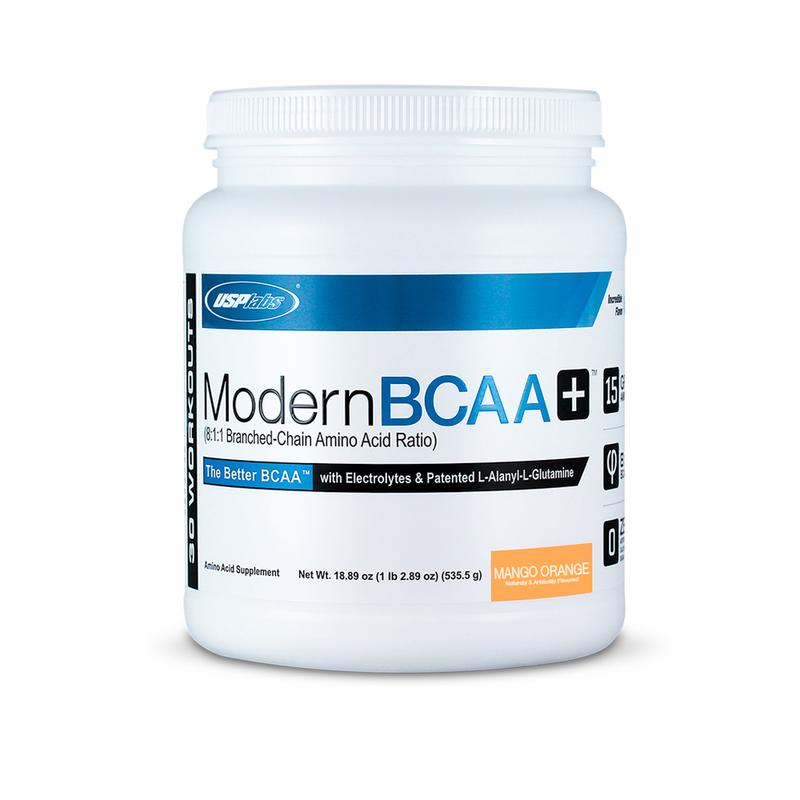 USP Labs Modern BCAA Mango Orange