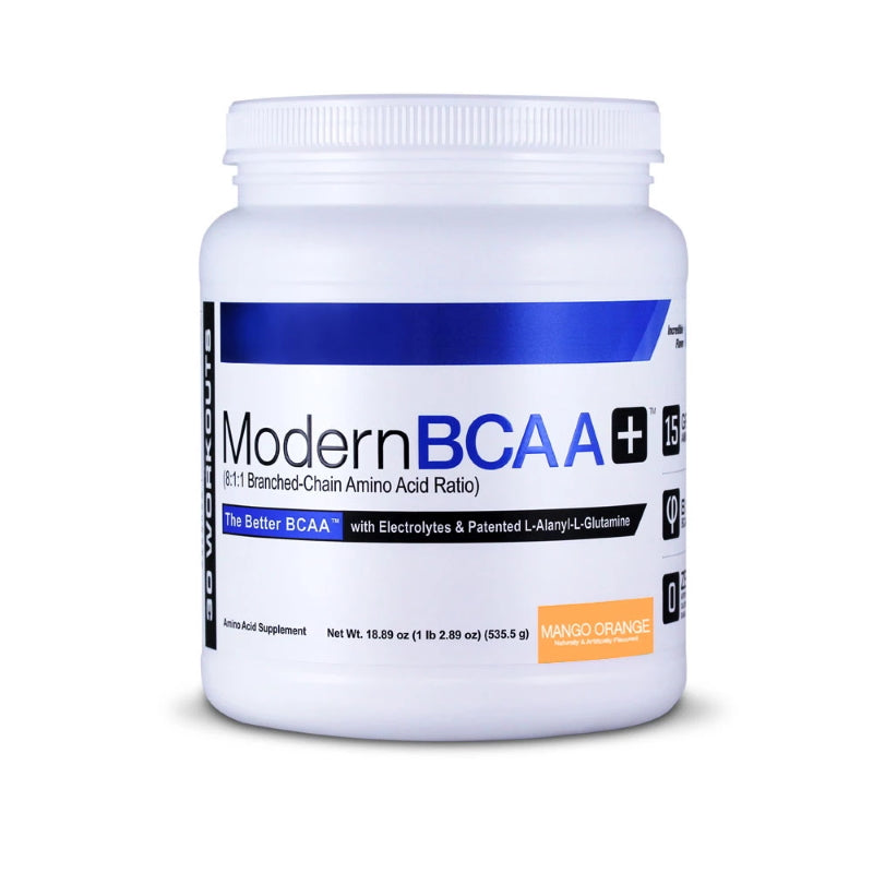Modern Sports Nutrition Modern BCAA 30 Servings Mango Orange