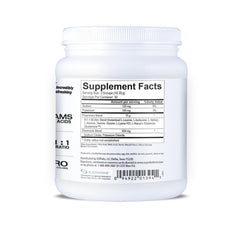 USP Labs Modern BCAA Naturally Flavored Supplement Facts