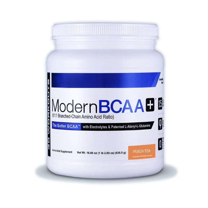 Modern Sports Nutrition Modern BCAA 30 Servings Peach Tea