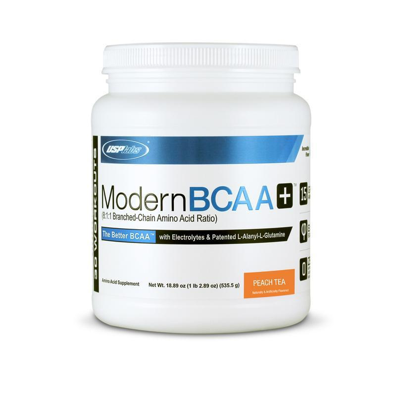 USP Labs Modern BCAA Peach Tea