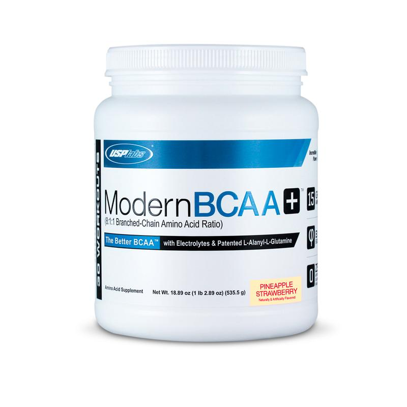 USP Labs Modern BCAA Pineapple Strawberry