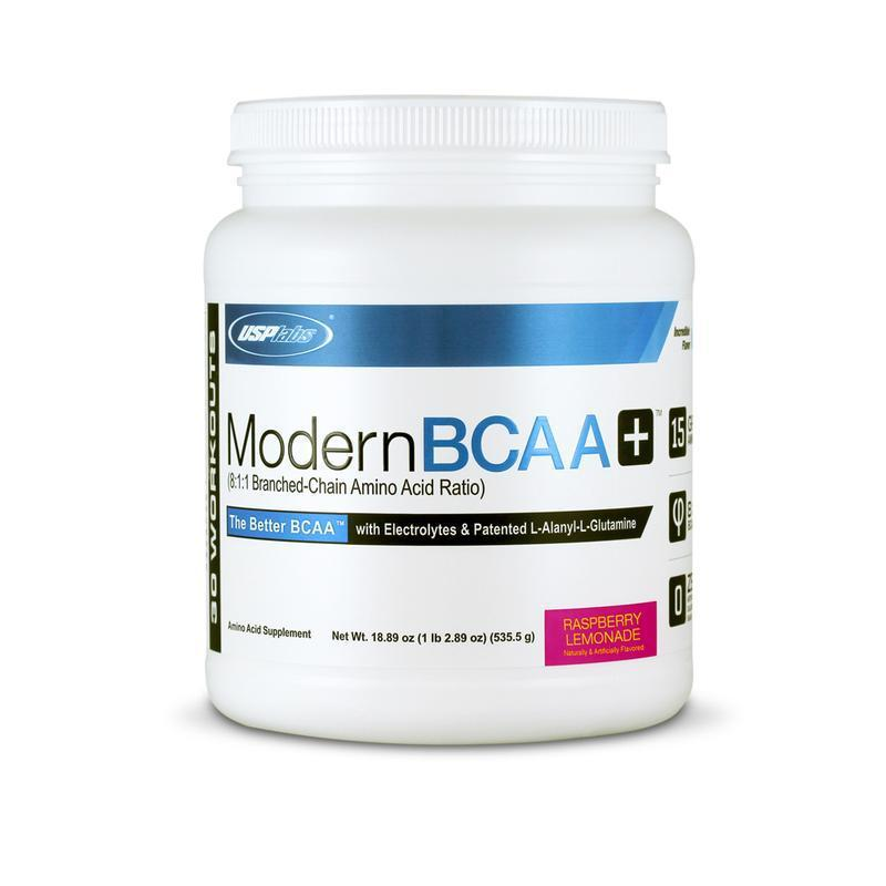 USP Labs Modern BCAA Raspberry Lemonade