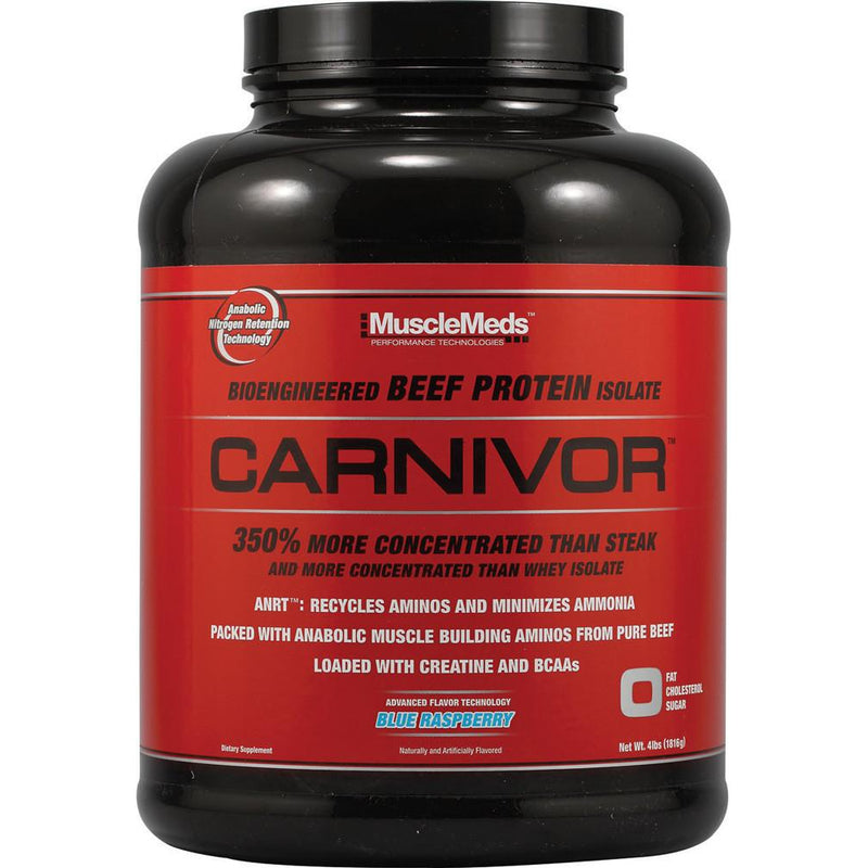 Muscle Meds Carnivore protein 4lb