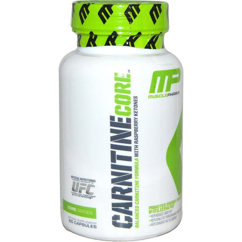 Muscle Pharm Carnitine Core 60C