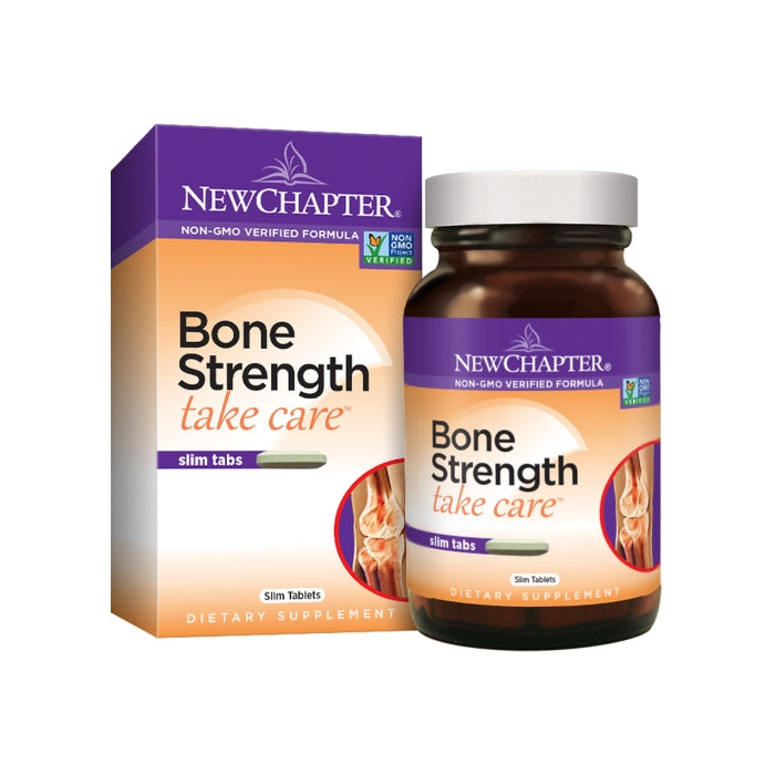 New Chapter Bone Strength 60T