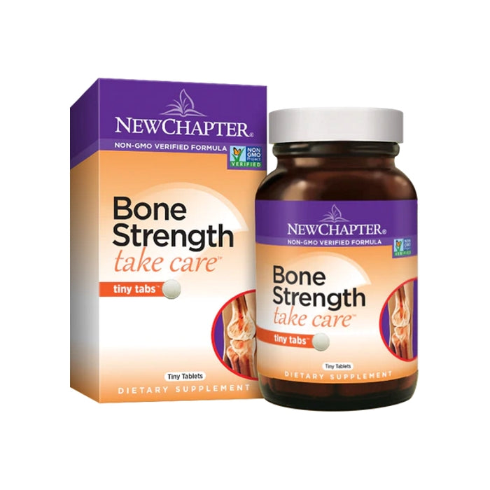 New Chapter Bone Strength Tiny Tabs 120T