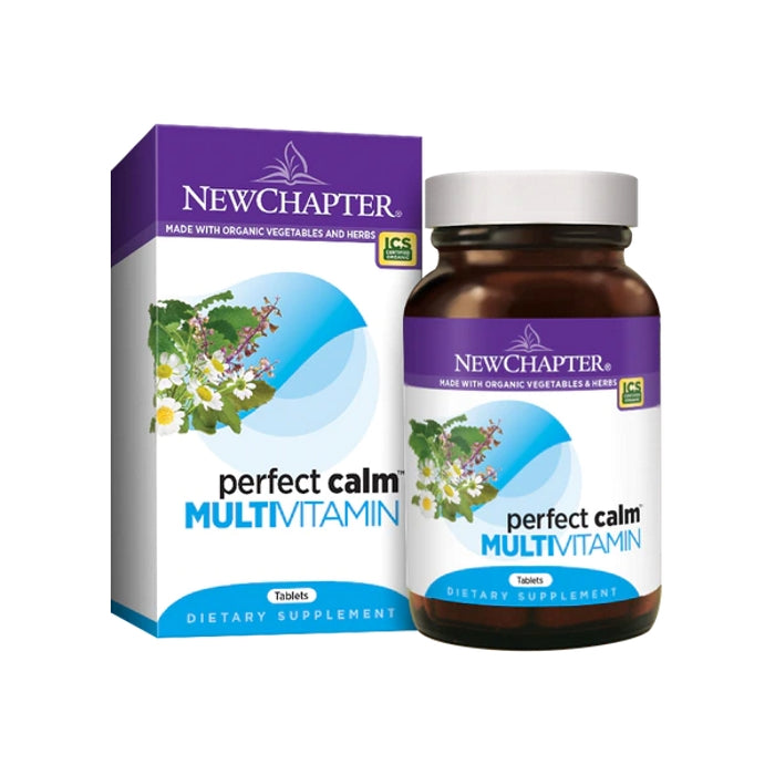 New Chapter Perfect Calm Multivitamin 144T