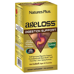 Nature's Plus AgeLoss Digestion Support 90VC