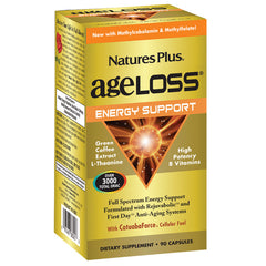 Nature's Plus AgeLoss Energy Support 90VC