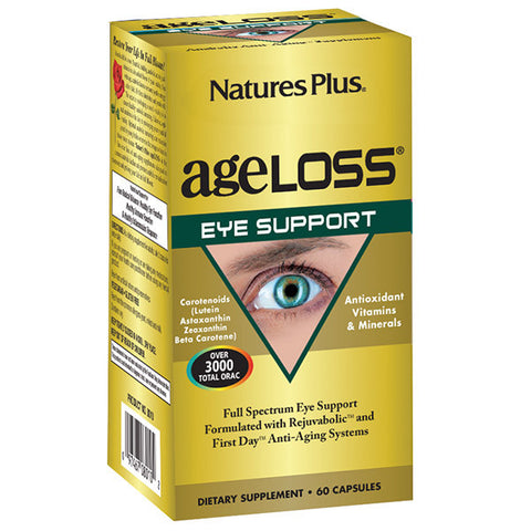 Nature's Plus AgeLoss Eye Support 60VC