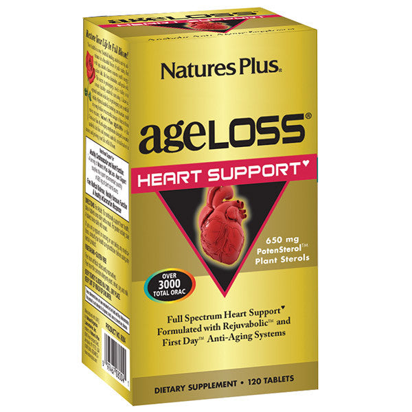 Nature's Plus AgeLoss Heart Support 120T