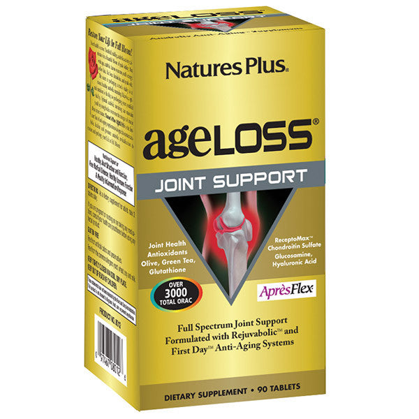 Nature's Plus AgeLoss Joint Support 90T
