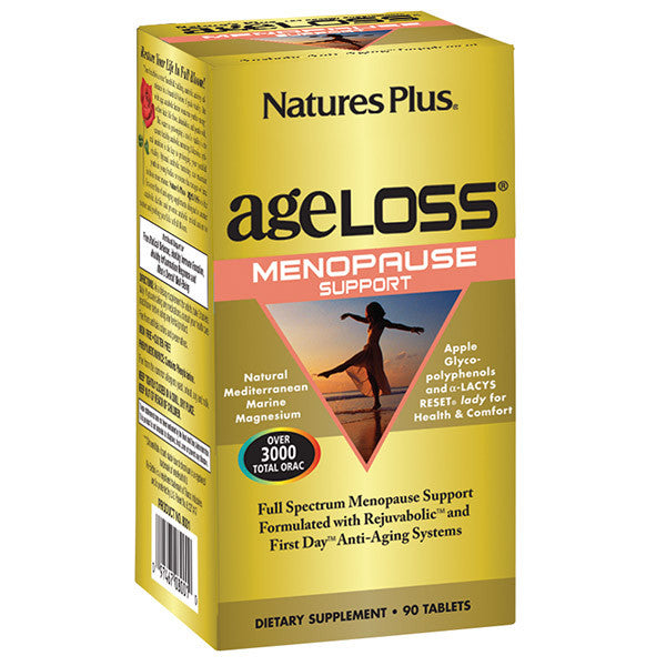 Nature's Plus AgeLoss Menopause Support 90T - Discontinued