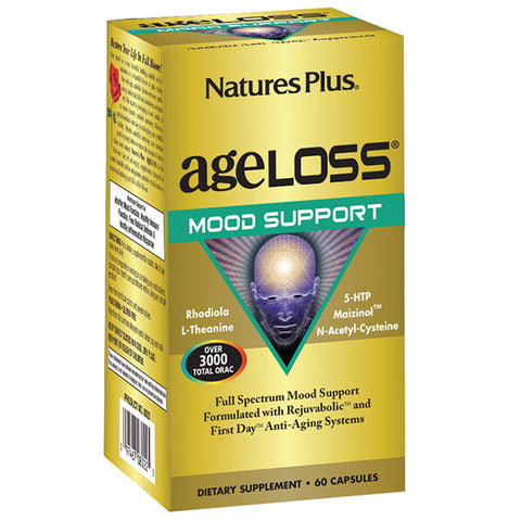 Nature's Plus AgeLoss Mood Support 60VC