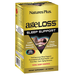 Nature's Plus AgeLoss Sleep Support 60T