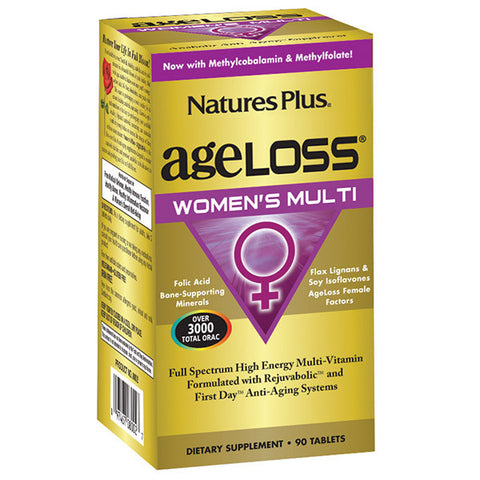 Nature's Plus AgeLoss Women's Multi 90T