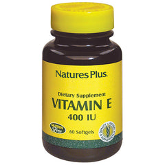 Nature's Plus Vitamin E 400IU 90SG