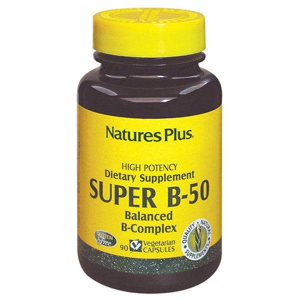 Nature's Plus Super B-50 180VC