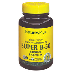 Nature's Plus Super B-50 60VC
