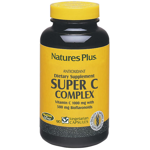 Nature's Plus Super C Complex 1000mg 180VC