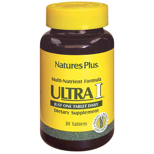 Nature's Plus Ultra 1 Multivitamin 60T - Discontinued