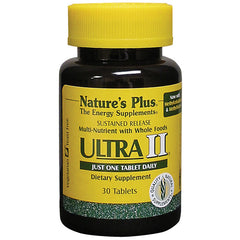 Nature's Plus Ultra 2 Multivitamin Sustained Release 90T
