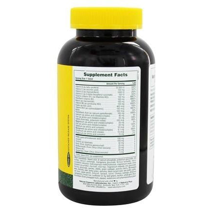 Nature's Plus Ultra 2 Multivitamin Sustained Release 60T