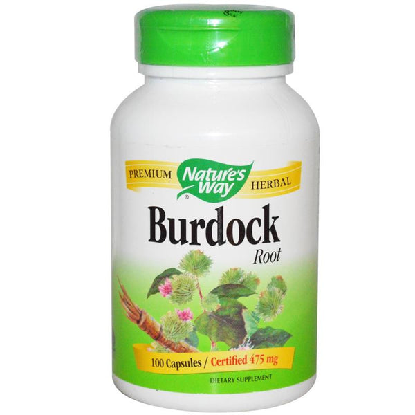 Nature's Way Burdock Root 100C