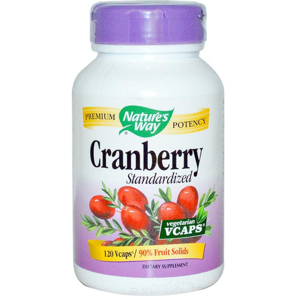 Nature's Way Cranberry Standardized 60VC