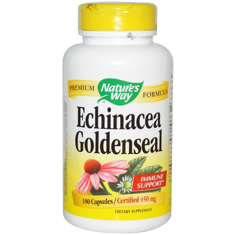 Nature's Way Echinacea Goldenseal 100C