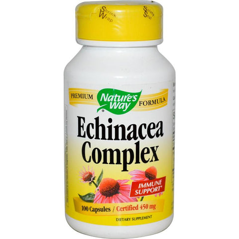 Nature's Way Echinacea Complex 100C