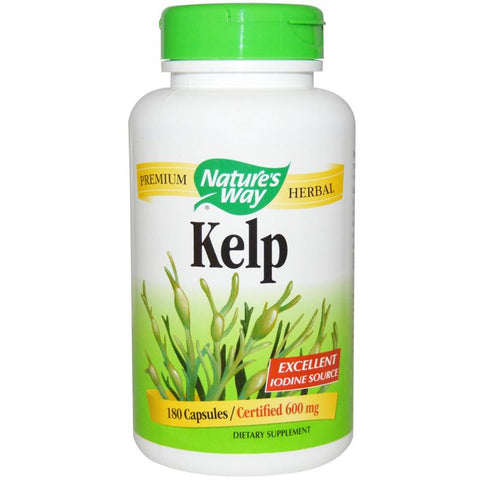 Nature's Way Kelp 100C