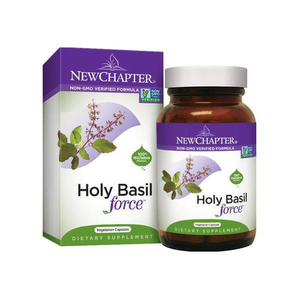 New Chapter Holy Basil Force 120VC