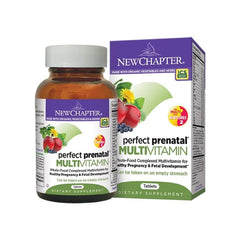 New Chapter Perfect Prenatal Supplement Facts