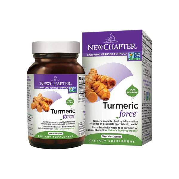 New Chapter Turmeric Force 120C
