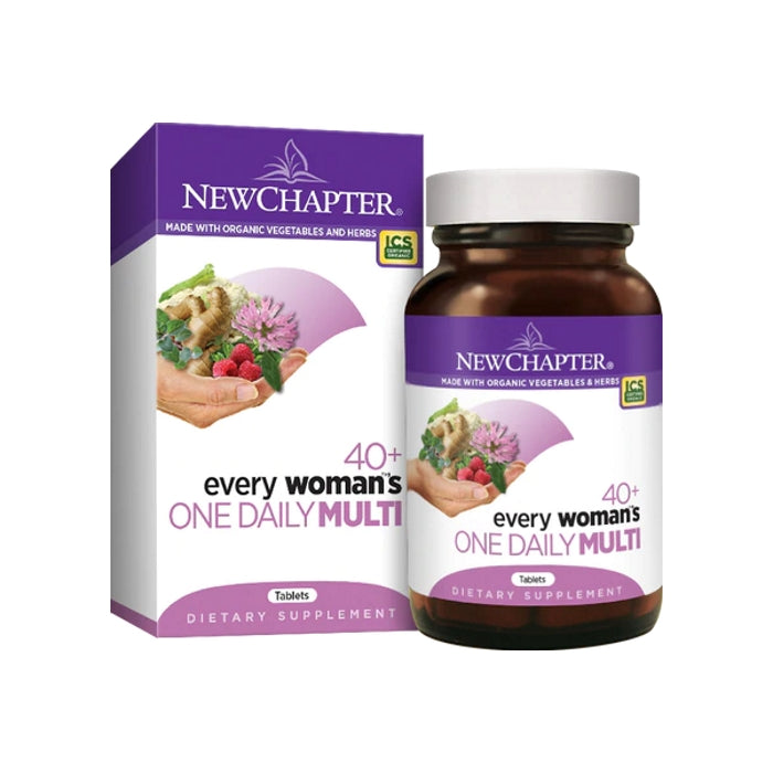 New Chapter Every Woman One Daily  40+ 48T