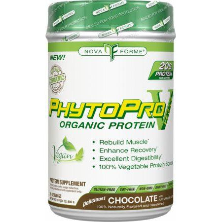Nova Forme PhytoProV Protein 20 Servings - Discontinued