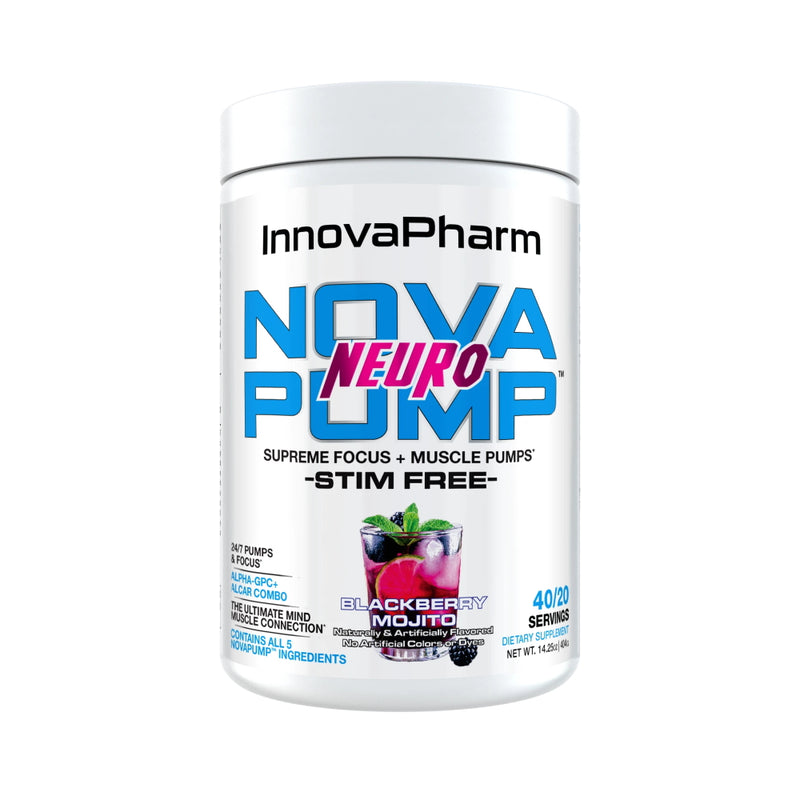InnovaPharm NovaPump Neuro 20 Servings
