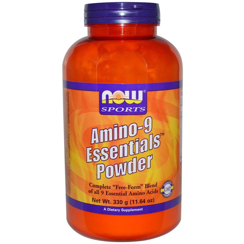Now Foods Amino-9 Essentials Powder  60 Servings