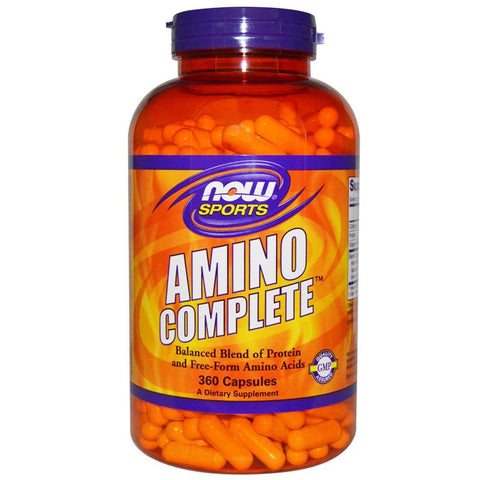 Now Foods Amino Complete 360C