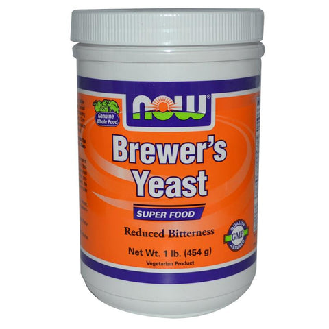 Now Foods Brewer's Yeast Powder 1lb