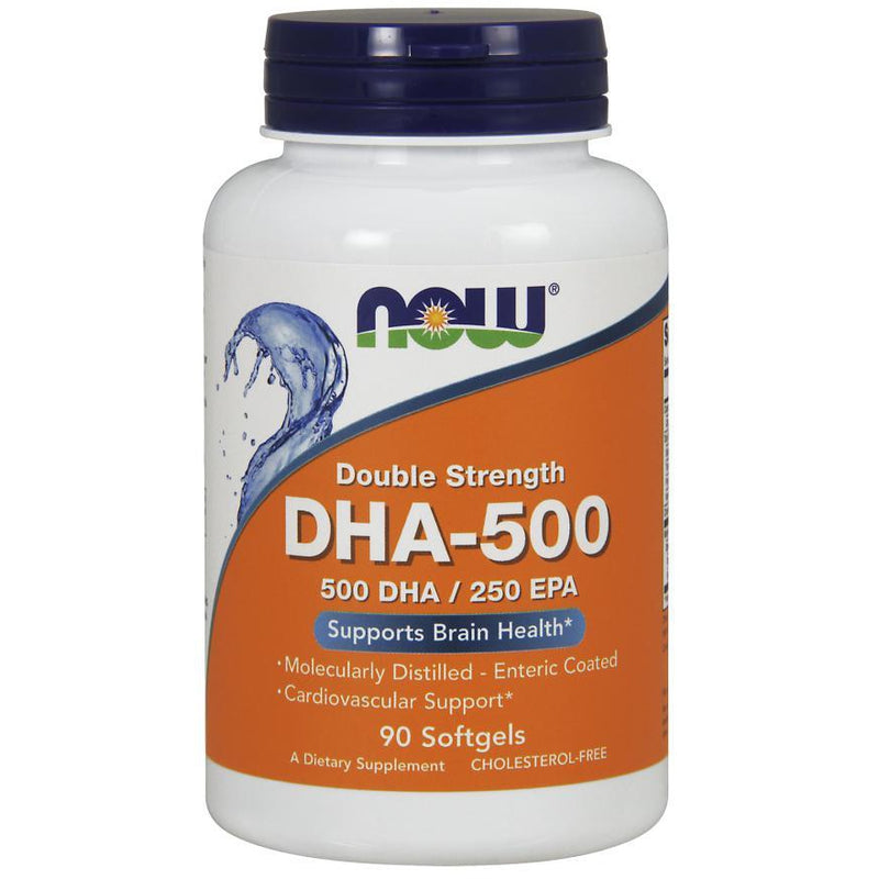 Now Foods DHA-500 180SG